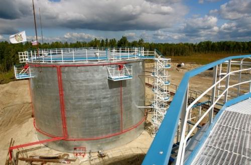 Киев-ёганское нефтяное месторождение