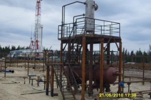 Южно-майское нефтяное месторождение